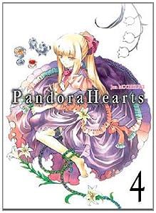 Pandora Hearts Edition simple Tome 4