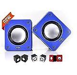 Enter E-S270 Mini USB Speaker (Blue)