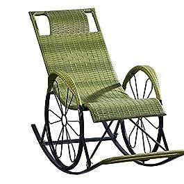 Chaise berçante, Chaises en rotin Chaises longues Chaise longue inclinables Chaises Chaises Relax Chaise berçante…