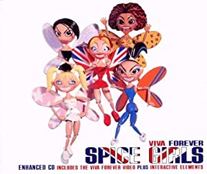 Spice Girls - Viva Forever (Single)