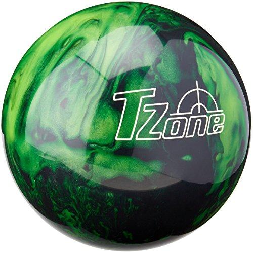 Bowlingball Brunswick T Zone Green Envy grün grün 12 lbs (12 Lb Bowling Ball)