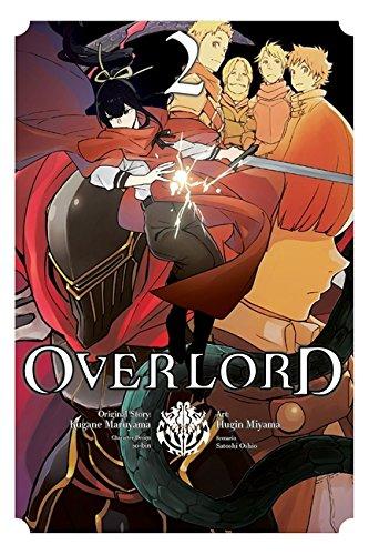 Overlord, Vol. 2 (manga) Cover Image