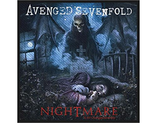 Avenged Sevenfold - Nightmare - Toppa/Patch