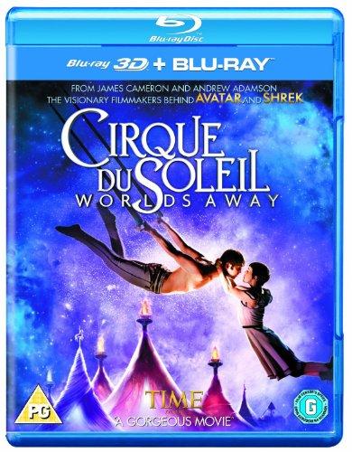 Cirque du Soleil: Worlds Away (Blu-ray + 3D Blu-ray) [Blu-ray] (Region Free)