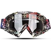 Mototourisme Lunettes Homme Femmes Motocross Lunettes Casques Lunettes  Sport Gafas pour Moto Lunettes Protection de 7d03091bb80b