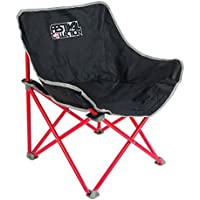 Coleman Campingstuhl Kickback, leichter Klappstuhl mit stabilem Stahlgestell, Campingstuhl klappbar, Faltstuhl für Festivals, Angeln oder im Garten
