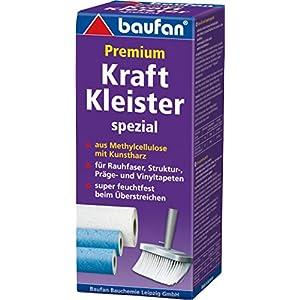 Baufan Kraft Kleister, ideal für überstreichbare Tapeten, 200g