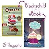 Cupcake eBook Back-Buch mit Topping Special inkl....
