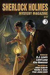 Sherlock Holmes Mystery Magazine #17