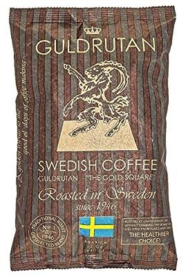 GULDRUTAN Medium Roast Ground Arabica Coffee by Guldrutan