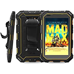 """7"""" Rugged Tablet IP68 Android5.1 Quad Core 1280x800 Waterproof Shockproof and Dustproof"""