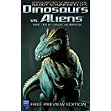 Dinosaurs Vs Aliens: Free Issue, Issue 0