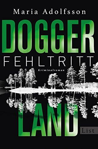 Buchseite und Rezensionen zu 'Doggerland. Fehltritt' von Maria Adolfsson