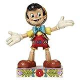 Enesco 4045249 Disney Traditions, Got No Strings Pinocchio