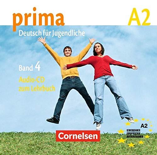 Prima A2. Band 4. Audio-CD