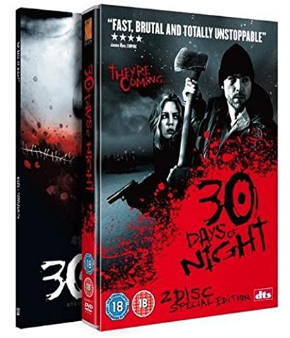 30 Days Of Night  (2 Disc Special Edition) [2007] [DVD]