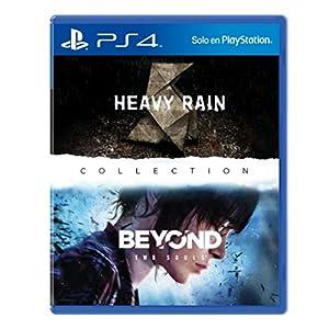 Heavy Rain & Beyond: Dos Almas - Ps4