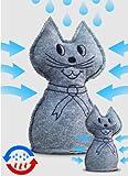 WENKO Luftentfeuchter Katze, 2er Set