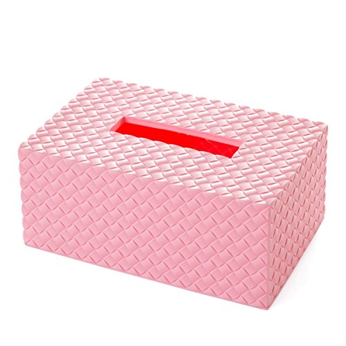 TININNA Casa Tissue Box Tissue-Confezione da tovaglioli di carta, con