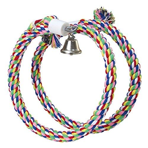 Arquivet 8435117891579 - Aros de Colores y Campana e x tendido 120 cm, diáme: 1,2 cm
