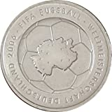 Münzen für Sammler BRD Schönnr: 110A (223A) Fußball-WM 2006, Stempelglanz 2003 10 Euro Silber
