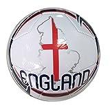 lively moments Fútbol / Bola de juego Tamaño 5 / Pelota Inglaterra con Mapa de país