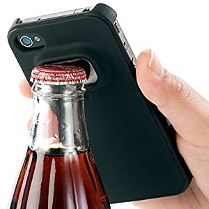 Xcase Schutzhülle für iPhone 4/4s mit integriertem Flaschenöffner