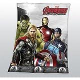 Kuscheldecke Marvel Avengers Age of Ultron Fleece