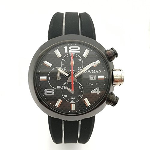 Locman - Men's Watch 42000BKNRD0SIK