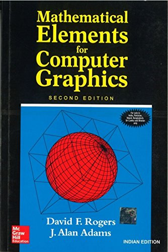 MATHEMATICAL ELEMENTS FOR COMPUTER GRAPHICS