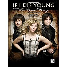 If I Die Young: Big Note Piano Edition, Sheet