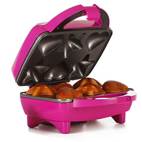 Holstein Housewares hf-09034m Stern & Herz Cupcake Maker–Magenta