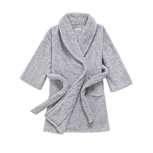 DMMSS Signore Robes lungo Pigiama in abiti calda notte spessi