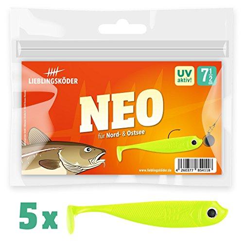 Lieblingsköder Gummifisch Neo 7,5 cm