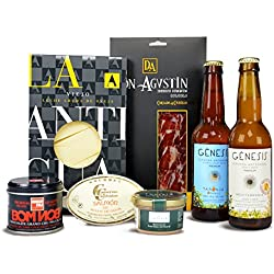 "Cesta Regalo ""Tapeo Gourmet"""