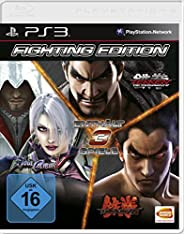 Fighting Edition (SoulCalibur V – Tekken 6 – Tekken Tag Tournament 2) [Software Pyramide]