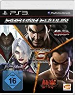 Fighting Edition (SoulCalibur V - Tekken 6 - Tekken Tag Tournament 2) [Software Pyramide] hier kaufen