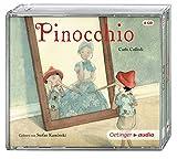 Pinocchio (NA) (4 CD): Ungekürzte Lesung, ca. 308 min.
