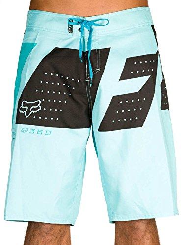 Fox Herren 360 SECA Boardshorts, Ice, 32 Fox Ice