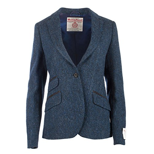 Harris Tweed Damen Jacke Gr. 34, L002N