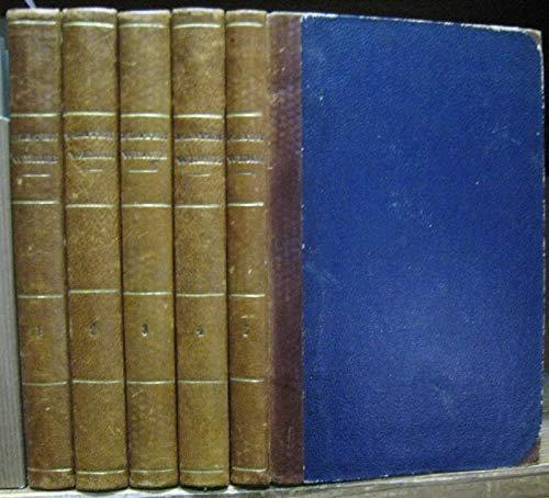 Gesammelte Werke des Grafen August von Platen. Komplett in fünf ( 5) Bänden.