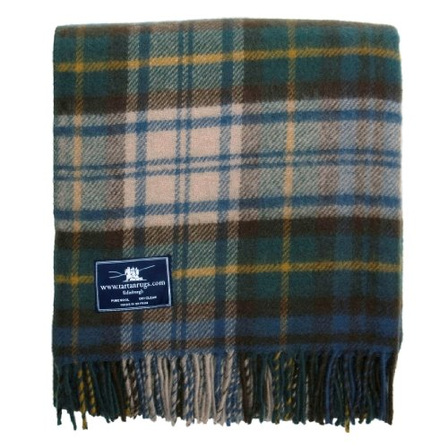 antique-dress-gordon-tartan-coperta-di-lana