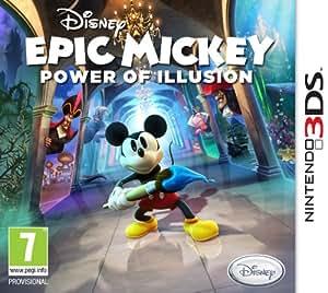Disney Epic Mickey: Power of Illusion (Nintendo 3DS)