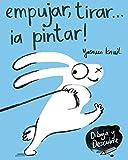Best La creatividad para niños de 1 año Libros - Empujar, tirar... ¡a pintar! (Dibuja y Descubre) Review