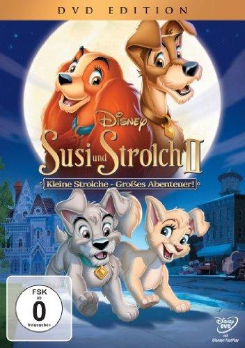 Susi und Strolch II: Kleine Strolche - Großes Abenteuer! (DVD Edition)