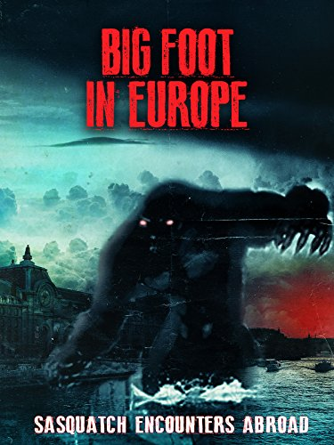 Bigfoot in Europe Cover
