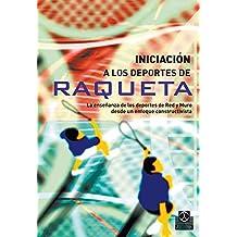 Iniciación a los deportes de raqueta (Tenis)