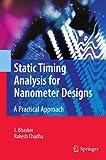 Image de Static Timing Analysis for Nanometer Designs