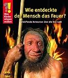 Wie entdeckte der Mensch das Feuer?: Verblüffende Antworten über die Steinzeit - Ulrike Berger