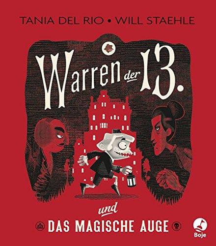 Warren der 13. und das Magische Auge: Band 1 (Dunkle Für Halloween Augen)